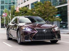 Ver foto 4 de Lexus LS500 F-Sport USA 2017