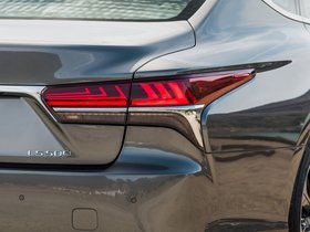 Ver foto 27 de Lexus LS500 USA 2017