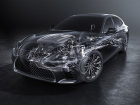 Ver foto 16 de Lexus LS500 USA 2017