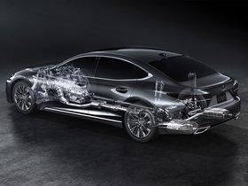 Ver foto 15 de Lexus LS500 USA 2017