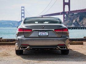 Ver foto 13 de Lexus LS500 USA 2017
