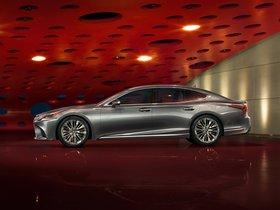 Ver foto 12 de Lexus LS500 USA 2017