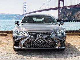 Ver foto 11 de Lexus LS500 USA 2017