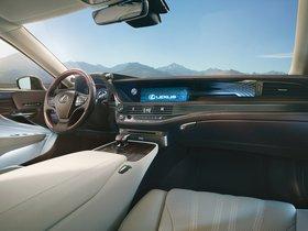 Ver foto 37 de Lexus LS500 USA 2017
