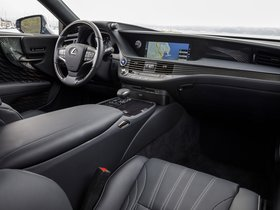Ver foto 10 de Lexus LS500h USA 2017