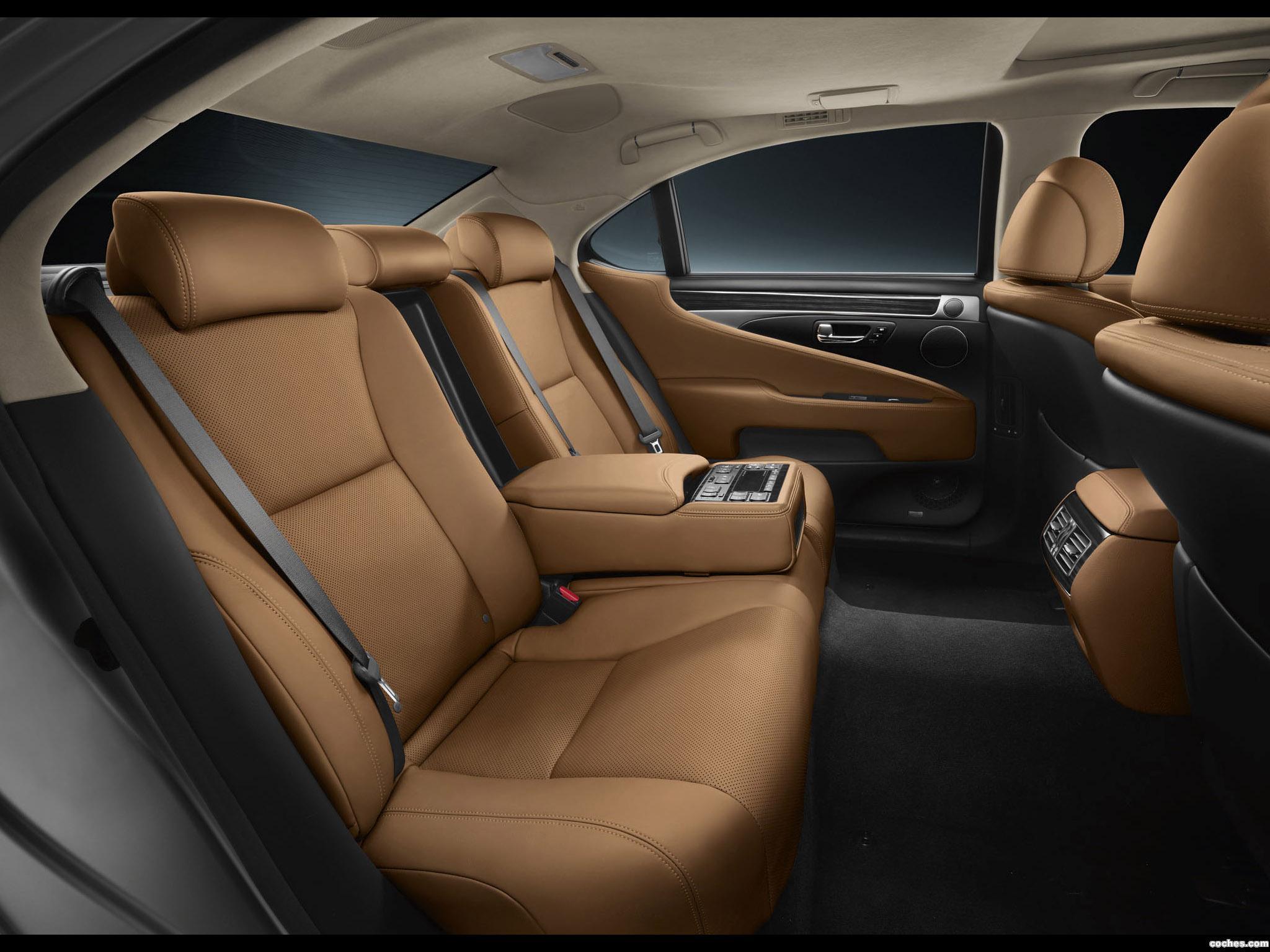 Foto 5 de Lexus LS 600h Europa 2013