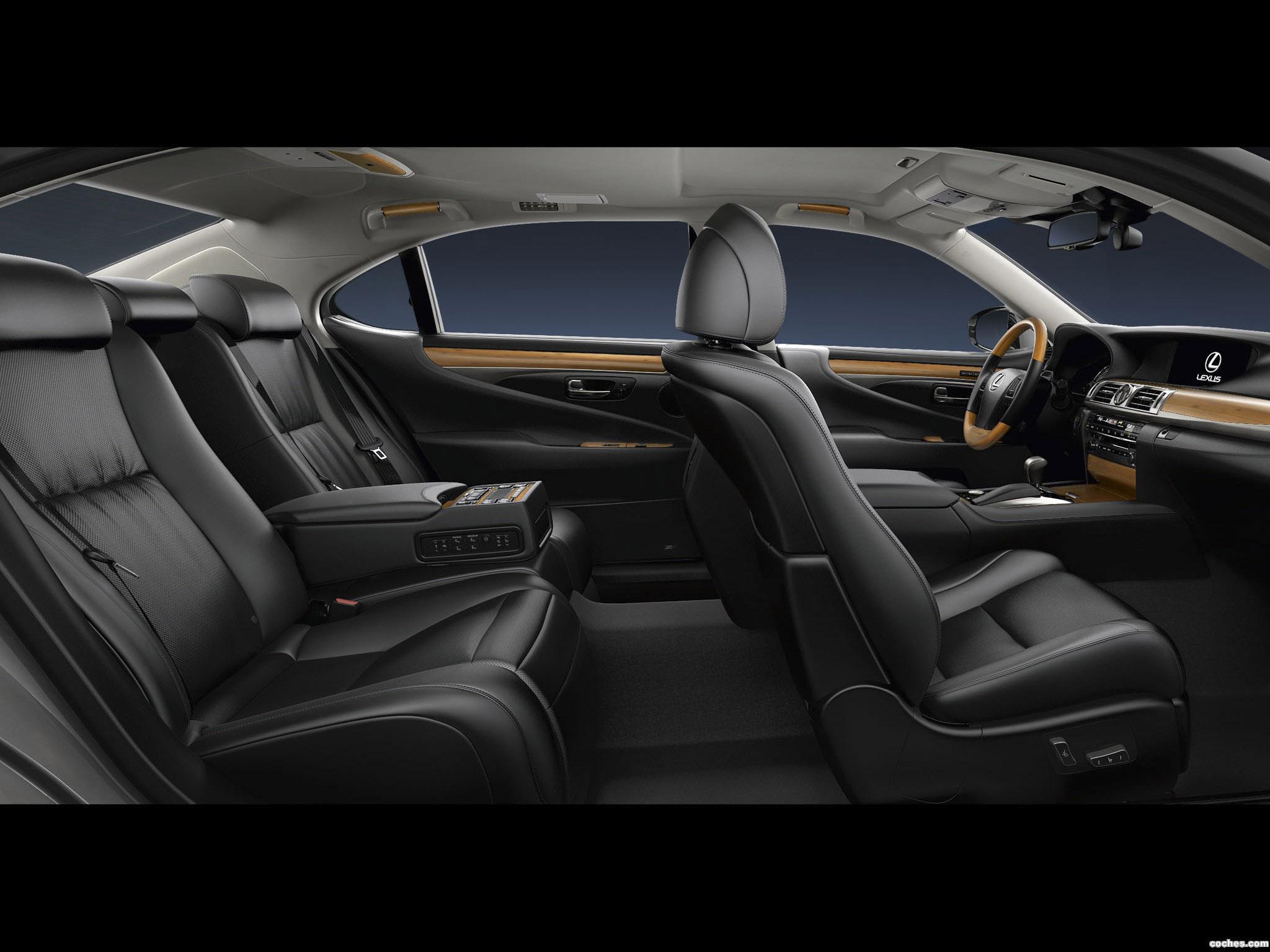 Foto 4 de Lexus LS 600h Europa 2013
