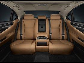Ver foto 7 de Lexus LS 600h Europa 2013