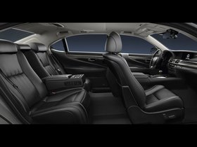 Ver foto 4 de Lexus LS 600h Europa 2013