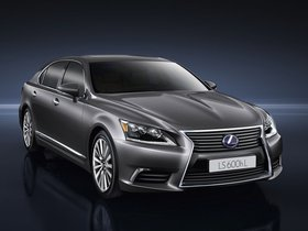 Lexus Ls 600h Corporate