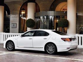 Ver foto 8 de Lexus LS 600h F-Sport Europa 2013