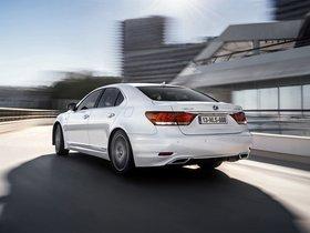 Ver foto 6 de Lexus LS 600h F-Sport Europa 2013