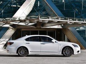 Ver foto 10 de Lexus LS 600h F-Sport Europa 2013