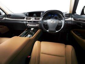 Ver foto 5 de Lexus LS 600h Japan 2012