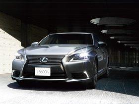 Ver foto 2 de Lexus LS 600h Japan 2012