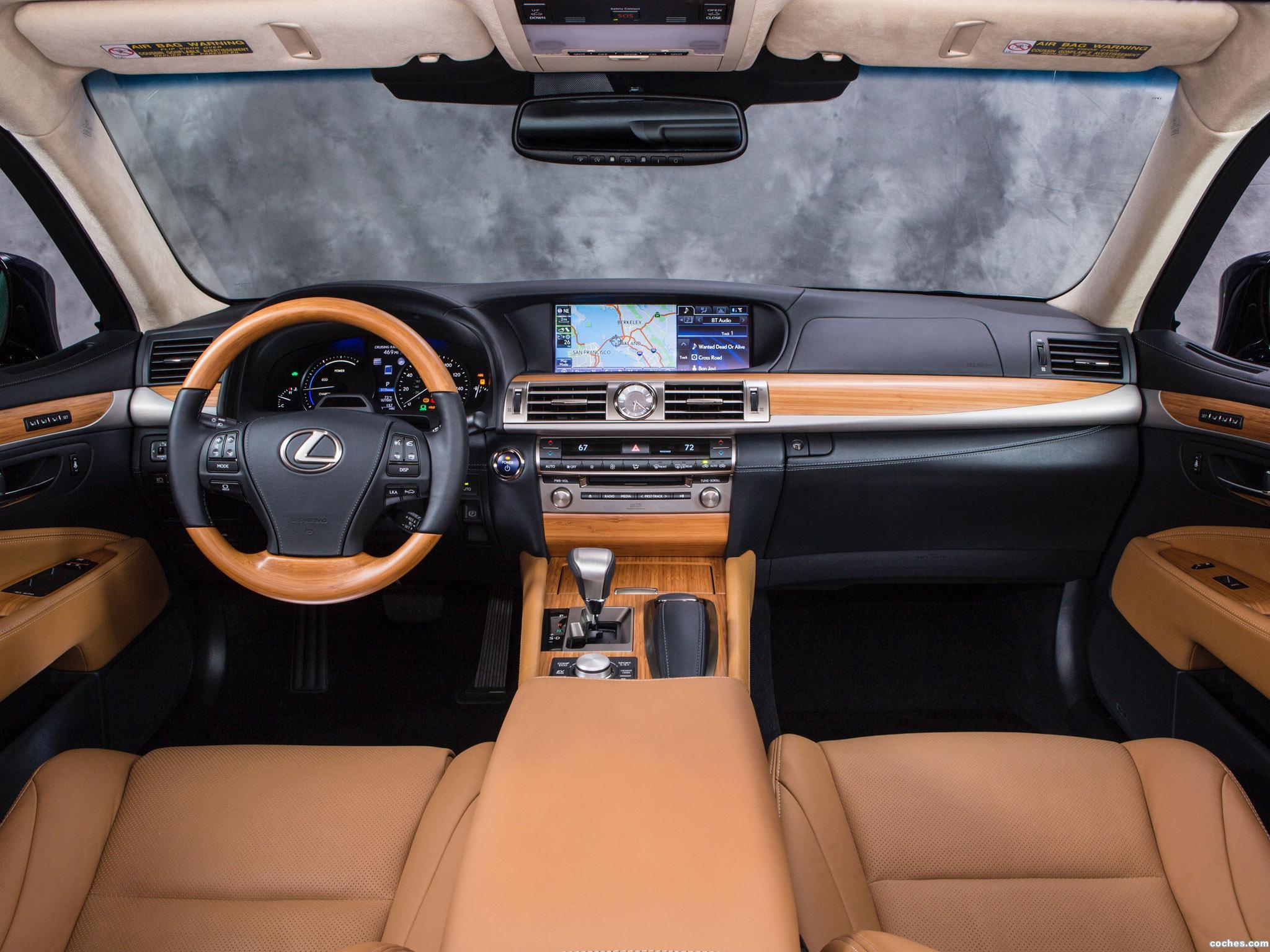 Foto 8 de Lexus LS 600h L 2013