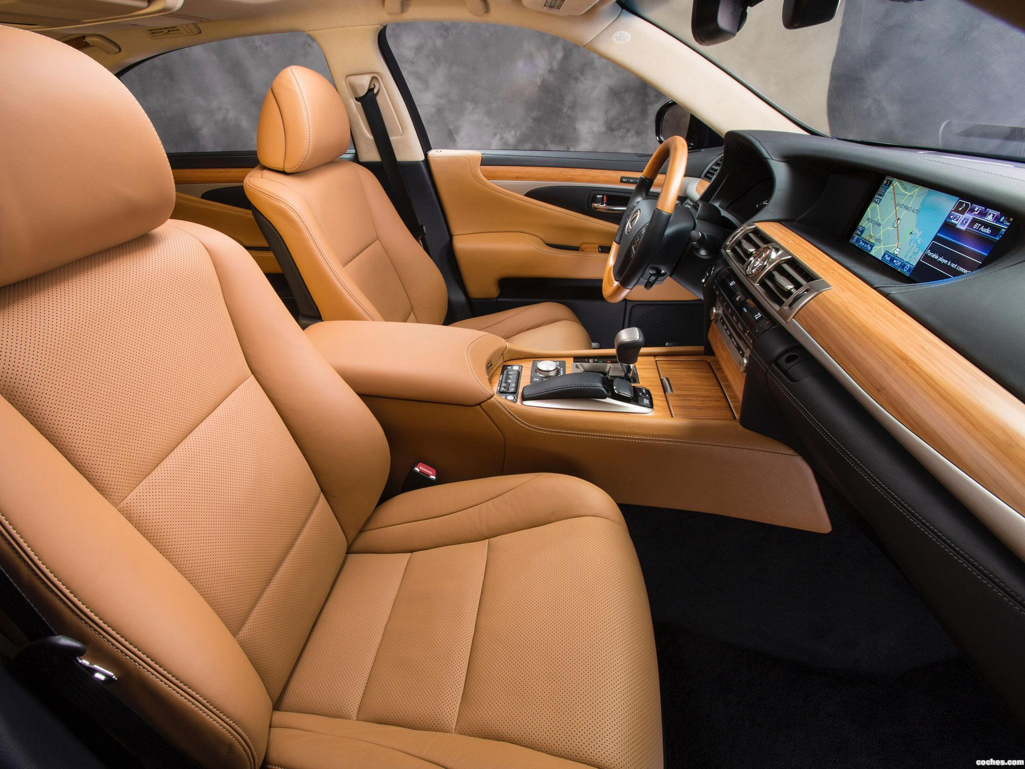 Foto 6 de Lexus LS 600h L 2013