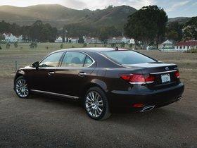 Ver foto 30 de Lexus LS 600h L 2013