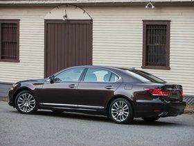 Ver foto 29 de Lexus LS 600h L 2013