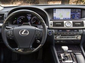 Ver foto 27 de Lexus LS 600h L 2013