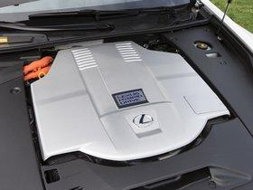 Ver foto 25 de Lexus LS 600h L 2013