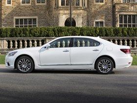 Ver foto 20 de Lexus LS 600h L 2013