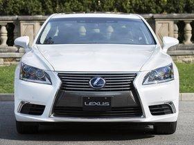 Ver foto 19 de Lexus LS 600h L 2013