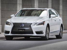 Ver foto 17 de Lexus LS 600h L 2013