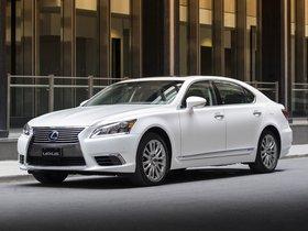 Ver foto 16 de Lexus LS 600h L 2013