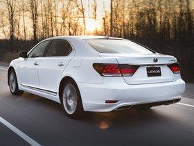 Ver foto 14 de Lexus LS 600h L 2013