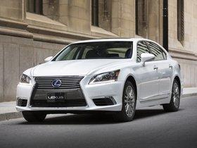 Ver foto 12 de Lexus LS 600h L 2013