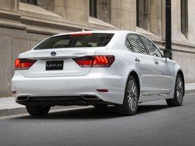 Ver foto 11 de Lexus LS 600h L 2013