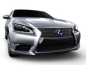 Ver foto 1 de Lexus LS 600h L 2013