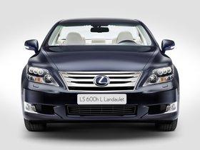 Fotos de Lexus LS 600h L Landaulet 2011