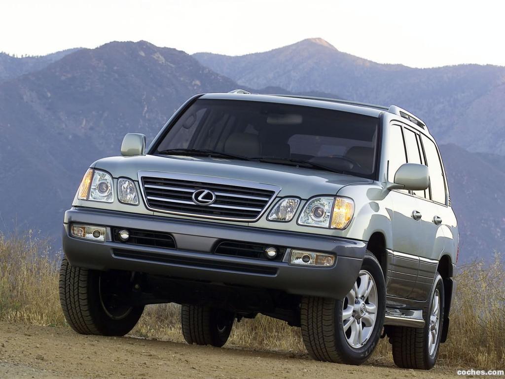 Foto 0 de Lexus LX 470 Facelift 2003