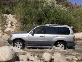 Ver foto 12 de Lexus LX 470 Facelift 2003