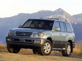 Ver foto 3 de Lexus LX 470 Facelift 2003