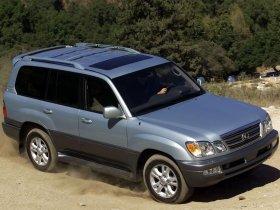 Ver foto 9 de Lexus LX 470 Facelift 2003