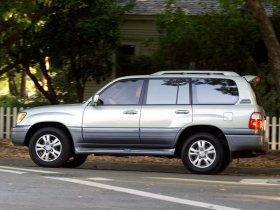 Ver foto 7 de Lexus LX 470 Facelift 2003