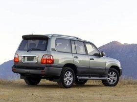 Ver foto 5 de Lexus LX 470 Facelift 2003