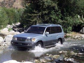Ver foto 11 de Lexus LX 470 Facelift 2003