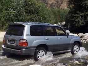 Ver foto 10 de Lexus LX 470 Facelift 2003