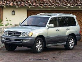 Ver foto 8 de Lexus LX 470 Facelift 2003