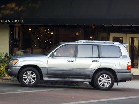 Ver foto 6 de Lexus LX 470 Facelift 2003