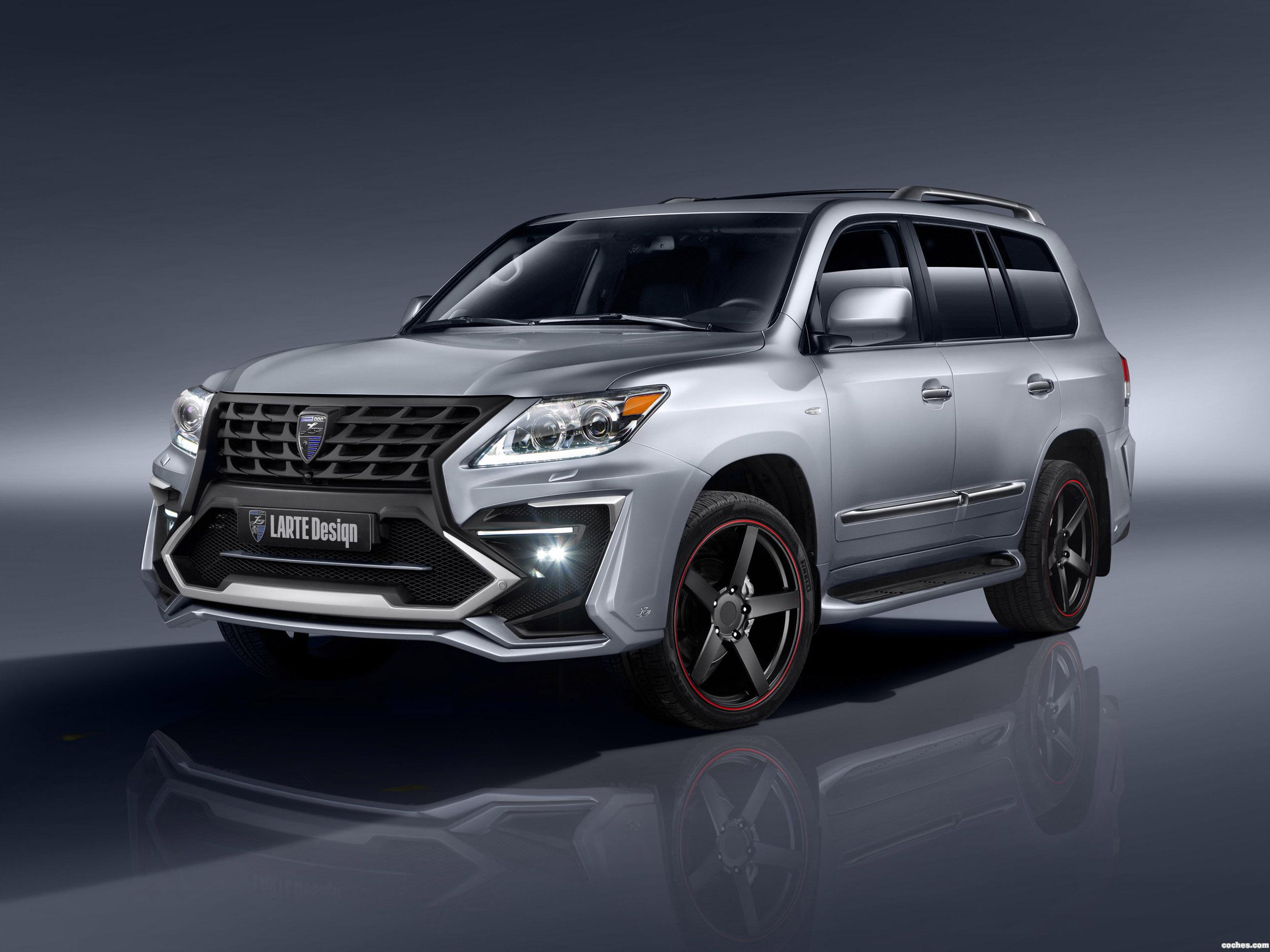 Foto 0 de Lexus LX 570 Alligator Larte Design 2014