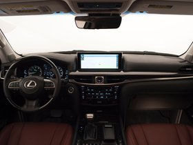 Ver foto 21 de Lexus LX 570 URJ200 2015