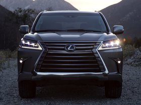 Ver foto 12 de Lexus LX 570 URJ200 2015