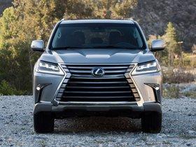 Ver foto 10 de Lexus LX 570 URJ200 2015