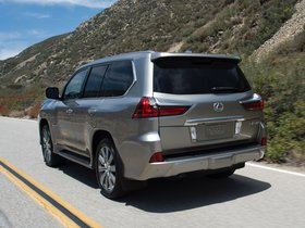 Ver foto 7 de Lexus LX 570 URJ200 2015