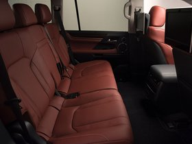 Ver foto 18 de Lexus LX 570 URJ200 2015
